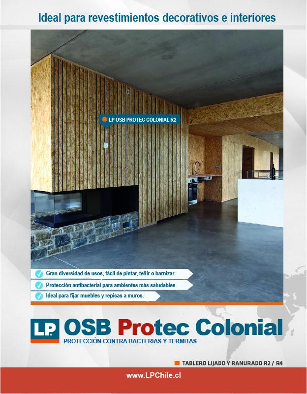 OSB PROTEC COLONIAL